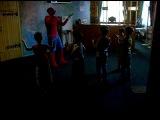 Танец с Человеком пауком
